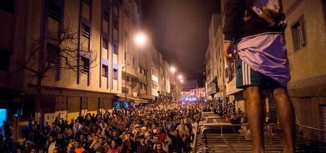 Onrust in Noord-Marokko: twintig arrestaties