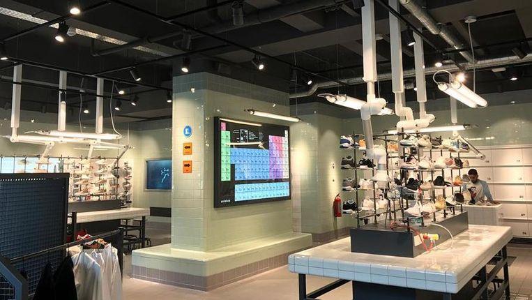De winkel van Solebox in Amsterdam.