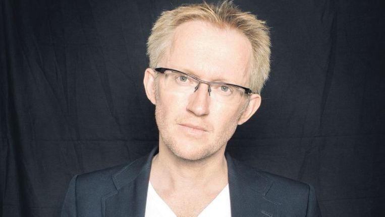 David Van Reybrouck. Beeld Jörgen Caris