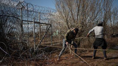 Griekenland wil hek op grens met Turkije sterk uitbreiden
