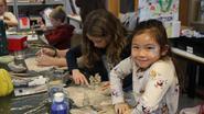 Kinderen ontdekken kunst dankzij workshops