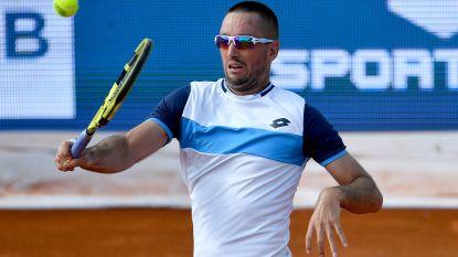 Met Viktor Troicki test derde tennisser positief die deelnam aan toernooi van Djokovic