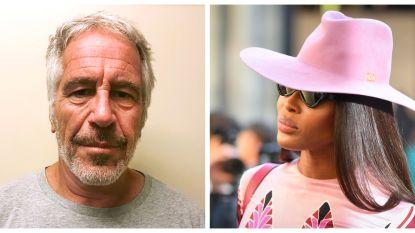 Wist Naomi Campbell van Epsteins misdaden? Model verdedigt zichzelf in bizarre video