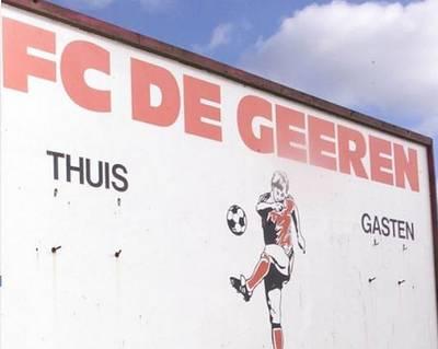 'Familieclub' FC Geeren haalt herinneringen op
