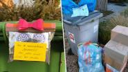 Aan de vuilnisophalers: bedankt voor jullie inzet