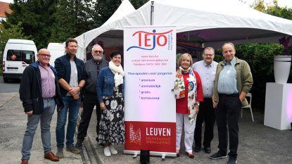 """TEJO-huis opent deuren in Leuven: """"De nood aan therapie voor jongeren is hoog"""", getuigt vader Geert Stas"""
