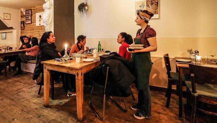 Eetcafé Duble Beeld Eva Plevier