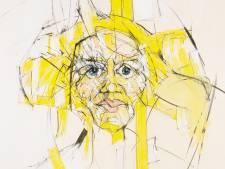 Hilvarenbeekse kunstenaar Hans Smolders kon het niet uitleggen, wel schilderen