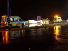 Dode bij ongeluk op N18 in Lievelde