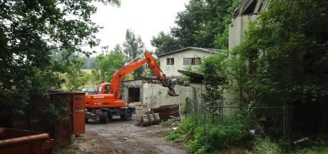 Sloop voormalige vetsmelterij in Wijhe is begonnen