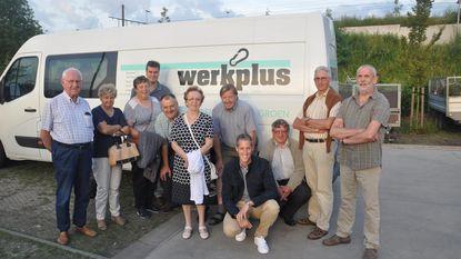 ACV Kruishoutem op bezoek bij Werkplus