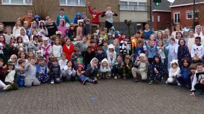 VBS Ruien in pyjama naar school voor Bednet