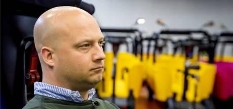 Stint-baas Edwin raakte uitgeblust door slopende onzekerheid: 'Ik heb een week op bed gelegen'