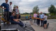 Oosterzele opent tijdelijk pop-up skatepark aan station Scheldewindeke maar zoekt permanente locatie