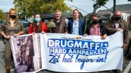 """Vlaams Belang houdt demonstratie in Antwerpen: """"Zet het leger in tegen het drugsgeweld"""""""
