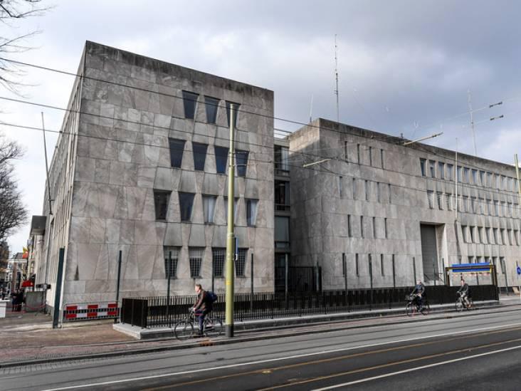 Eschermuseum kan tóch in oude ambassade VS, maar wel iets kleiner