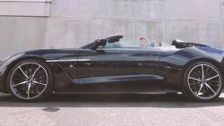 Waarom deze Aston Martin 950.000 euro kost (en u kan hem bewonderen in Harelbeke)