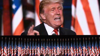 Trump: Republikeinse conventie in augustus gaat door
