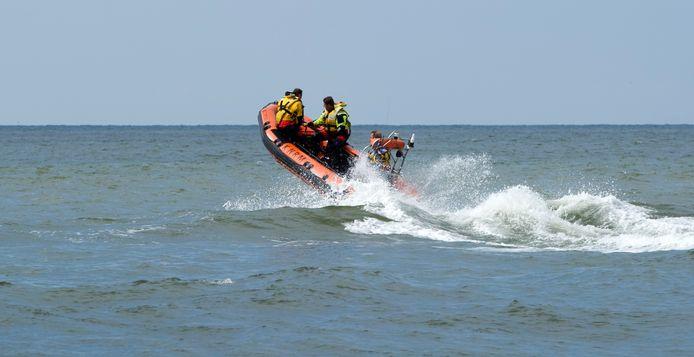 De reddingsbrigade in actie (foto ter illustratie).