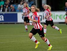 Tilburgse Kuijpers verlengt tot 2022 bij PSV Vrouwen