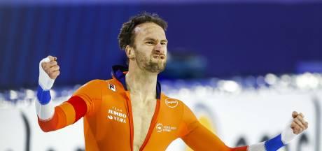 Europese sprinttitel voor Krol na fenomenale afsluitende 1000 meter