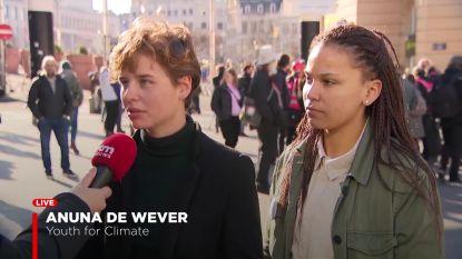 Dit is een van de nieuwe woordvoerders van Youth for Climate