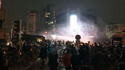 Tienduizenden mensen nemen deel aan door staat georganiseerde tegenbetogingen in Iran