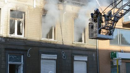 Brand vernielt Huis Wouters