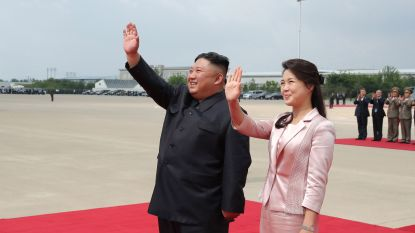 """""""Echtgenote Kim Jong-un al maanden buiten beeld"""""""