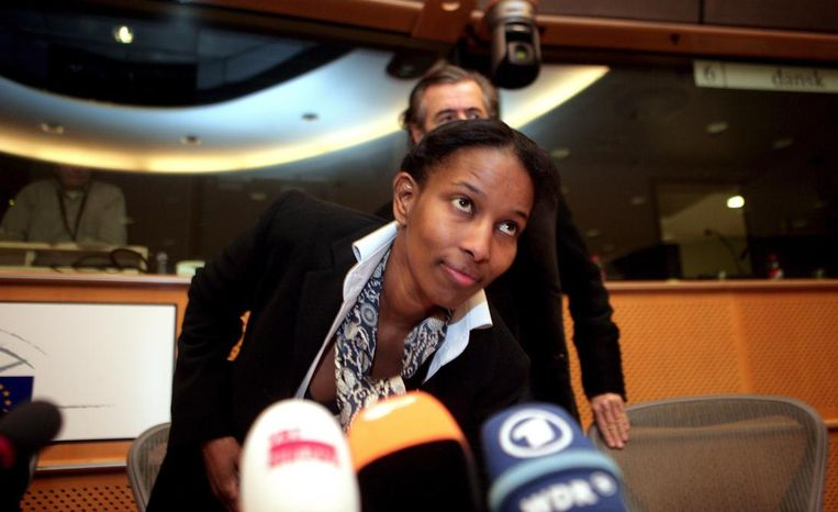 Ayaan Hirsi Ali. Beeld anp