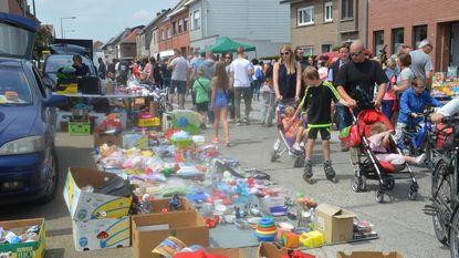 'Grootste rommelmarkt van Vlaanderen' lokt 30.000 bezoekers