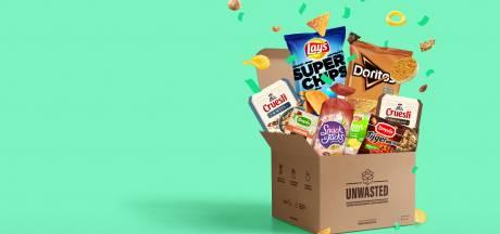 PepsiCo redt zoutjes en chips van de prullenbak met 'verrassingsdoos'