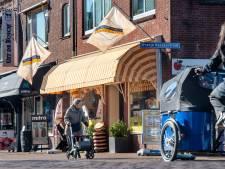 Stilte overheerst op straat in Lingewaard en Overbetuwe, maar de winkelier houdt vol