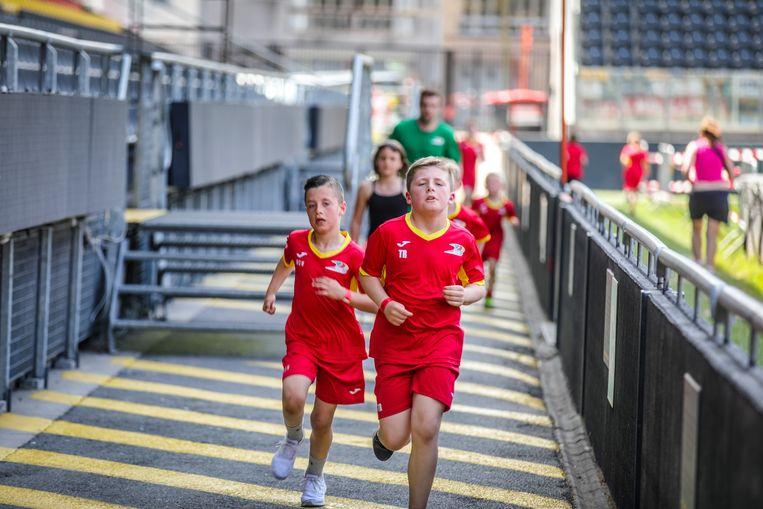 Oostende KVO stadionloop