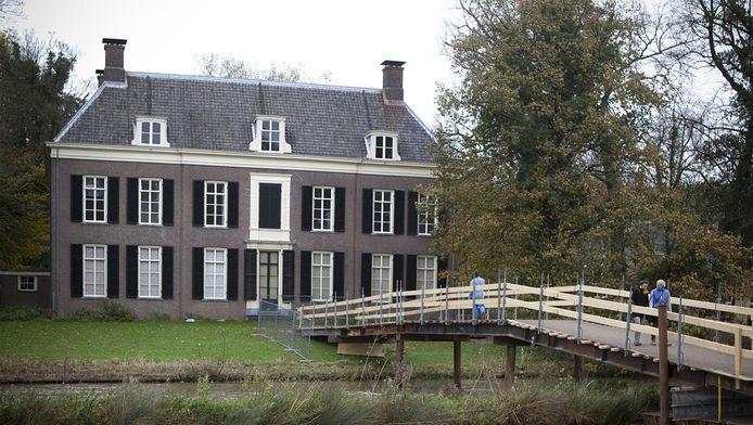 Het Museum Oud Amelisweerd