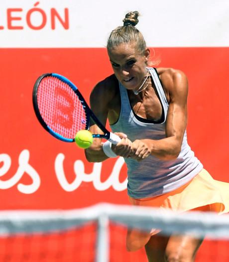 Arantxa Rus opent Australian Open op Court 10