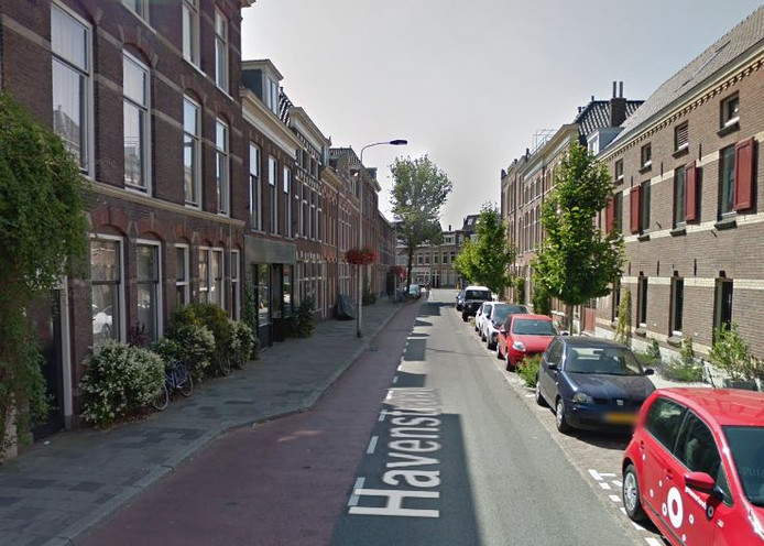 De Havenstraat in Delft.