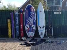 Duitser in bezit van mogelijk gestolen surfspullen in Zierikzee