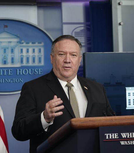 En pleine pandémie, le secrétaire d'État américain invite 900 personnes à une réception de fin d'année
