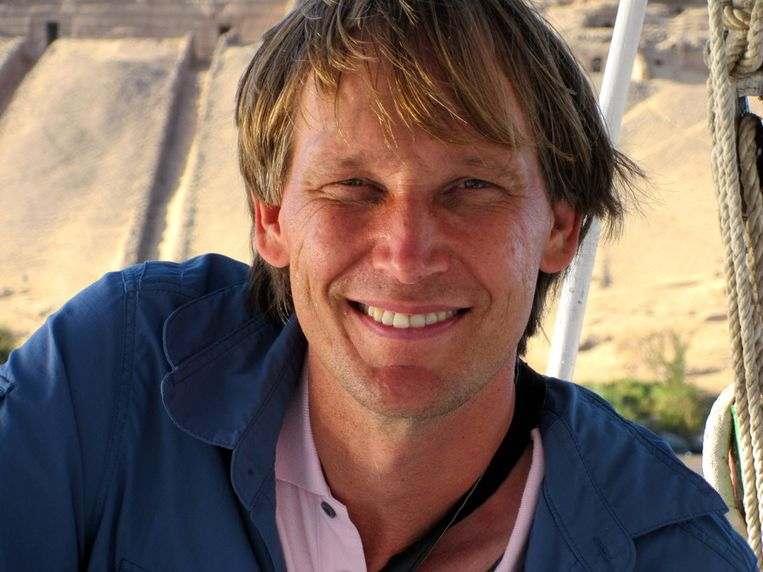Filmmaker Petr Lom. (foto via IFFR) Beeld