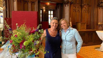 Vierde editie van Flowertime zet Stadhuis in de bloemetjes