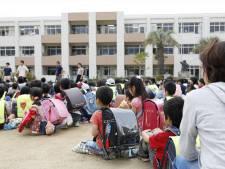 Doden en gewonden bij aardbeving Japan