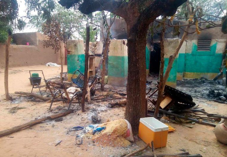 Archiefbeeld. Mali wordt al een hele tijd geteisterd door geweld.  Bij een aanval op het dorp Ogossagou vielen op 23 maart 160 doden.