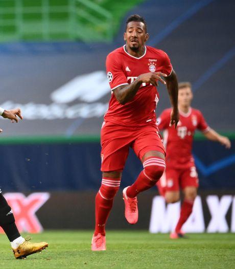 Inzet Boateng onzeker voor finale tegen PSG