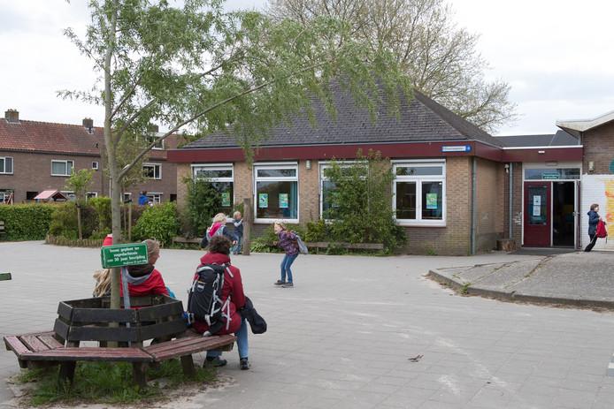 Basisschool De Klimboom, een van de twee basisscholen op de Boskamp.