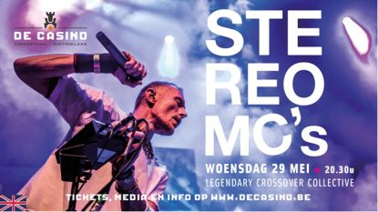 Stereo MC's in De Casino