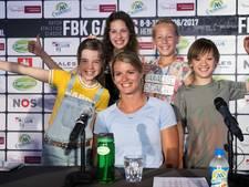 Kids Reporters kijken hun ogen uit bij FBK Games in Hengelo