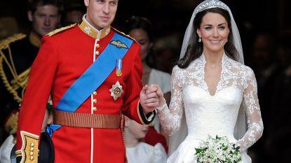 H&M kopieert de trouwjurk van Kate Middleton