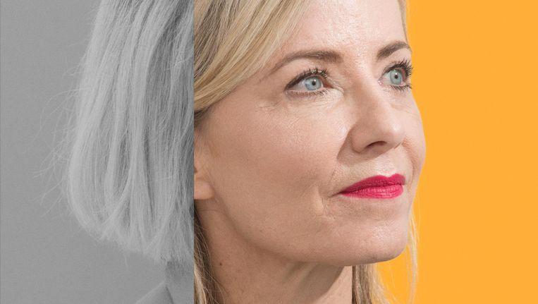 Wies Verbeek: 'De vijftigplusser van nu is niet meer de vijftigplusser van dertig jaar geleden' Beeld Peggy Kuiper