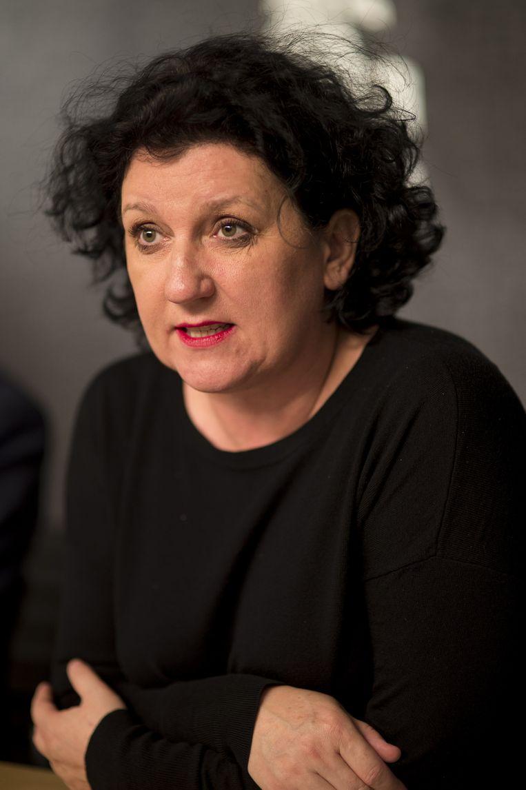 Vlaams minister van Financiën, Begroting en Energie Annemie Turtelboom.